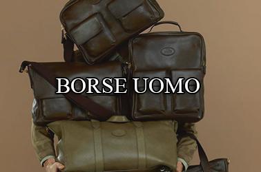 BORSE UOMO BANNER